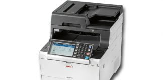 Impresora Multifunción OKI MC573dn