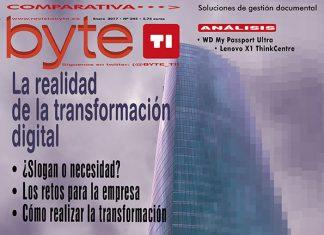 Revista Byte TI 245, enero 2017