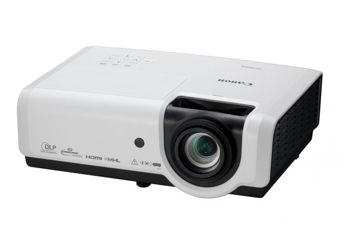 proyectores multimedia Canon LV-HD420