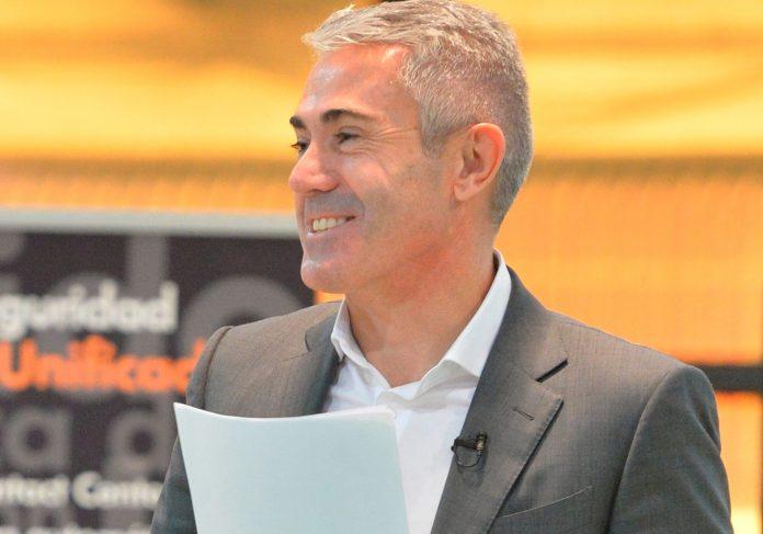 Carlos Sanz, director general de Fibratel 1