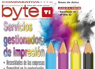 Portada Revista Byte TI nº 247, febrero 2017