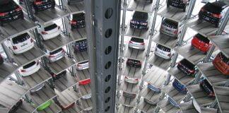 aparcar el coche