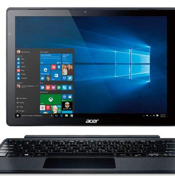 Análisis portátil Acer Switch Alpha 12