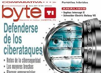 Revista Byte TI 247, Marzo 2017