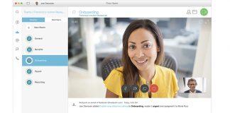Cisco Spark, una solcuón para reuniones virtuales