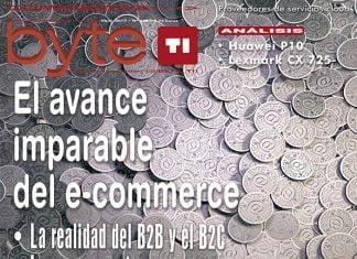 Portada Revista Byte TI 248, abril 2017