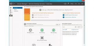 Microsoft Desktop Virtualization Services (RDS)