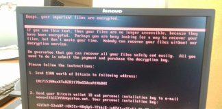 petya wannacry ransomware ciberataque mundial
