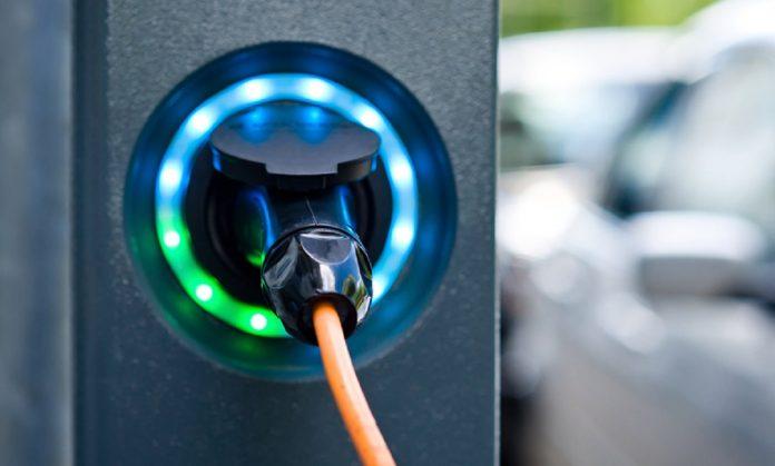 ypf coche electrico gasolinera