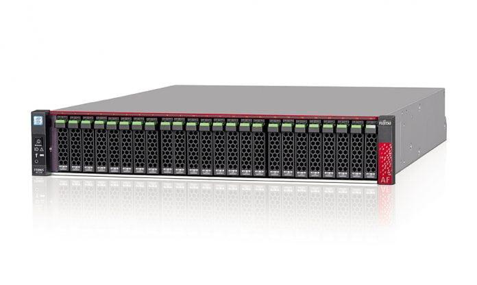 Análisis Fujitsu ETERNUS AF250. Almacenamiento all-flash