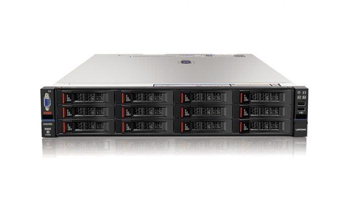 Análisis Lenovo Storage DX8200N. HDD flash e híbridas