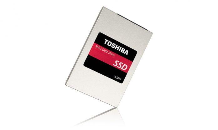 Análisis Toshiba SSD A100. Discos de estado sólido de 2,5