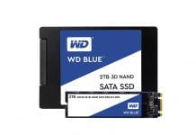 Análisis Western Digital Blue 3D NAND SATA SSD - memoria flash