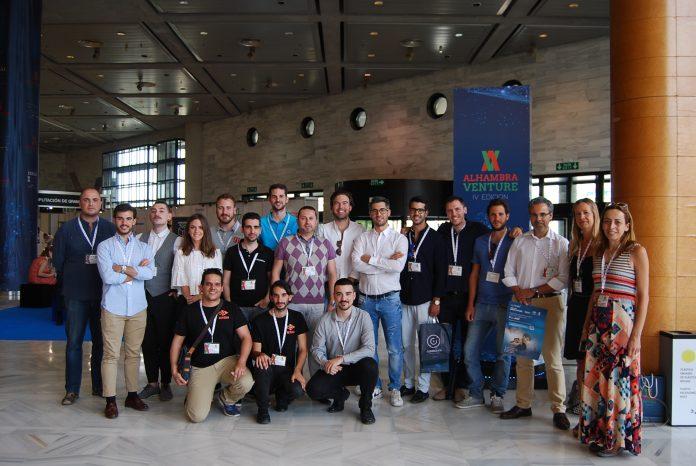 Andalucía Open Future Alhambra Venture