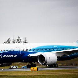 Boeing 787-8 dassault