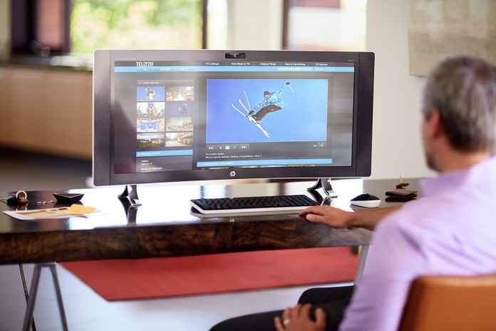 pcs hp educación trabajo empleo smart working teletrabajo