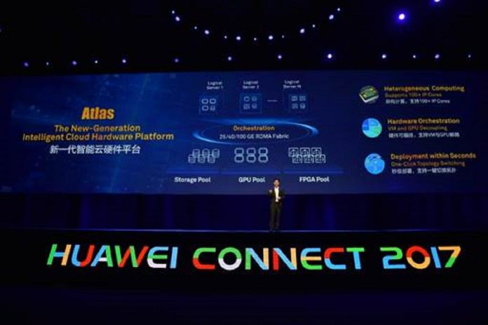 huawei connect atlas