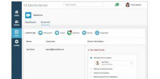 CA Technologies Identity Service, gestión de identidades, seguridad en la nube