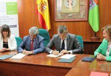 Firma Acuerdo Wolters Kluwer - Universidad de León 2