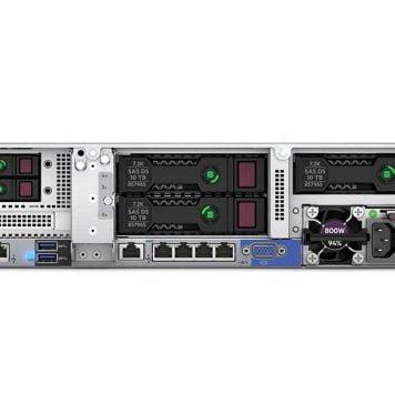 Análisis Servidor HPE ProLiant DL380 Gen1