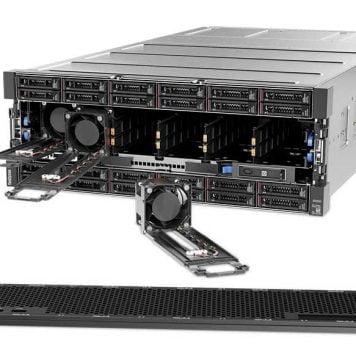 Análisis Servidor Lenovo Thinksystem SR950