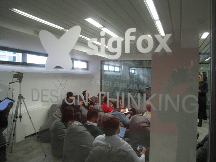 Evento Sigfox
