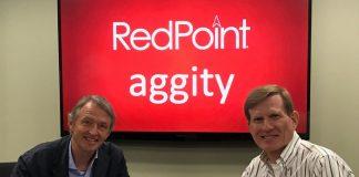 B2C Oscar Pierre y Dale Renner, CEOs de aggity y RedPoint