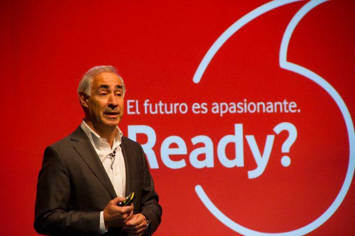 Vodafone espectro 5G
