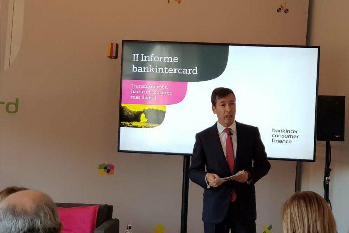 compras online Bankinter Consumer Finance, bankintercard, Alfonso Sáez