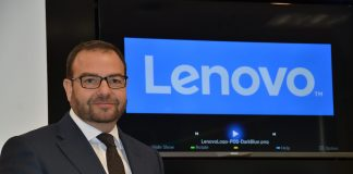 Ángel Ruiz, director lenovo data center
