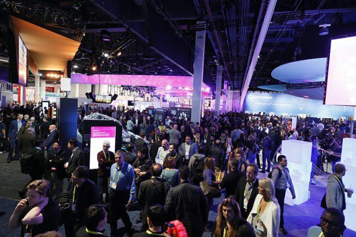 CES 2019 Exposición Las vegas