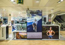 Tienda Garmin, Garmin abre tienda en España