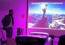 Nuevo Proyector BenQ UHD 4K - DLP CineHome W1700