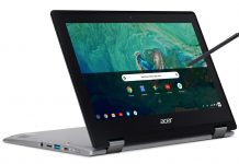 Acer Chromebook Spin11