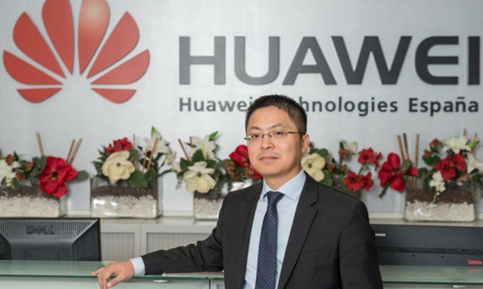 Huawei transformación digital de España 5g