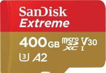 westnern digital Extreme_microSD_U3_A2_V30_400GB_HR