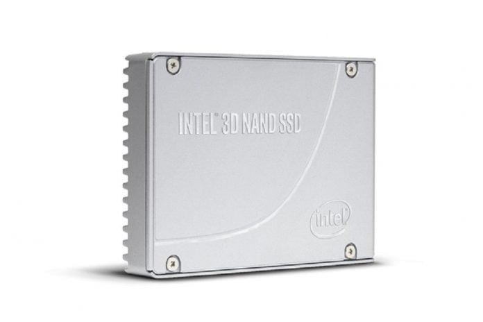Intel 3D ssd NAND 1