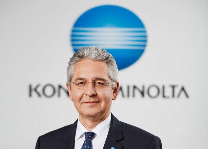 producción digital Konica Minolta Johannes Bischof