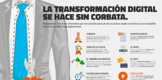 transformación digital sin corbata