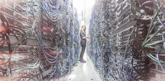 Plataforma de almacenamiento cloud 1&1 Cloud Server