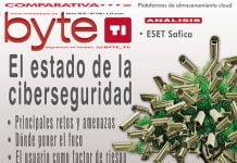 Revista Byte TI marzo 2018. Publicamos un Revista Byte TI Marzo 2018, especial Ciberseguridad, Almacenamiento cloud, Descargar revista Byte TI