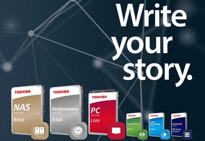 Toshiba discos duros internos