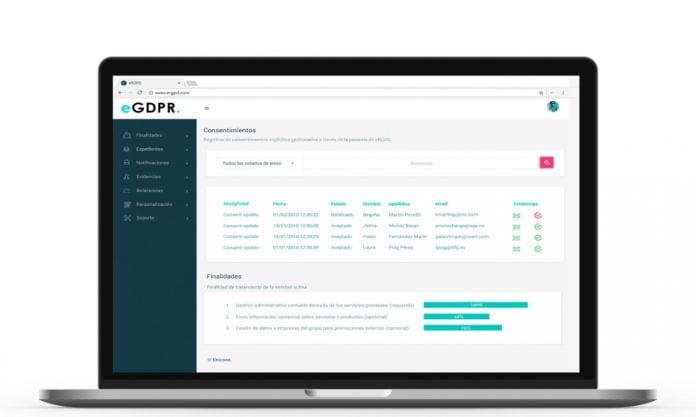 Enicons presenta eRGPD Corporate y eRGPD Sector