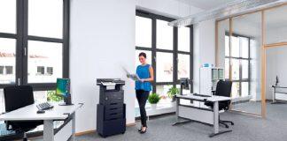 impresoras monocromo konica minolta