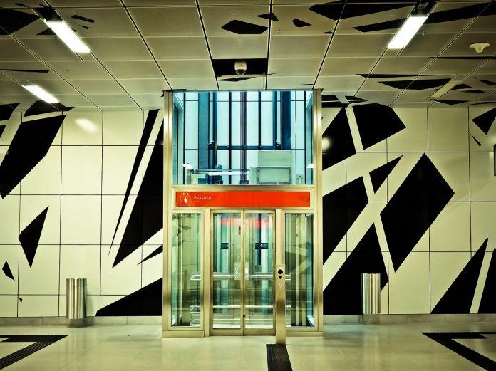 ascensor inteligente