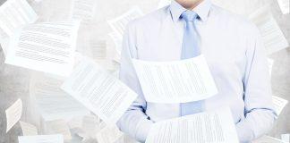 procesamiento de documentos