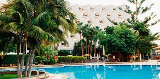 spring hotels moderro