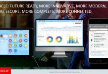 Análisis Oracle ERP Cloud 2018