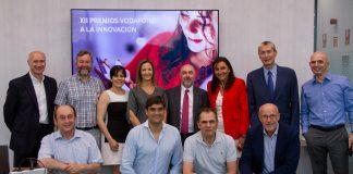 Premios Vodafone a la Innovación