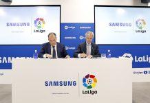 Renovación Samsung LaLiga